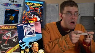 Star Trek - Angry Video Game Nerd (AVGN)