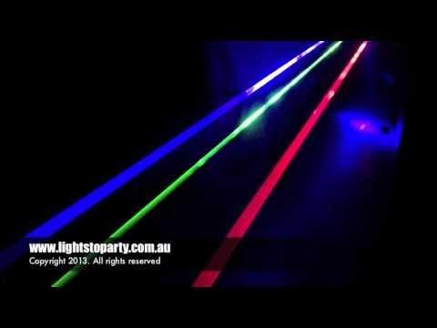 Single Fat Beam Lasers
