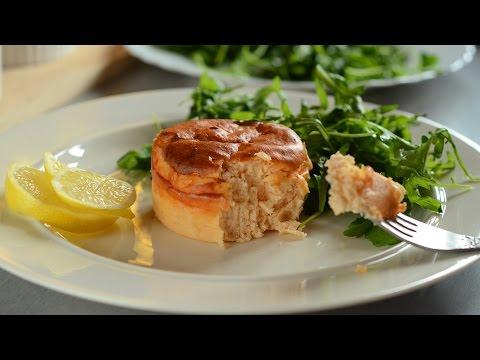Salmon Soufflé Recipe
