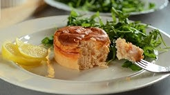 Salmon Soufflé Recipe