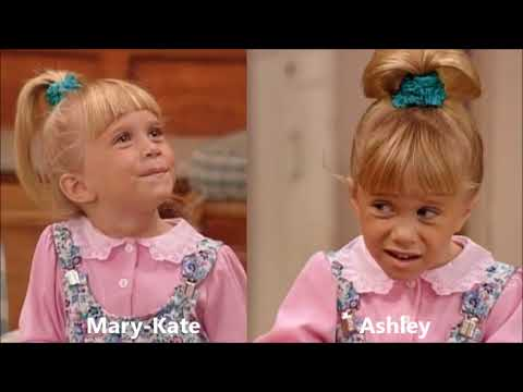 Mary-Kate and Ashley season 5 scene switches