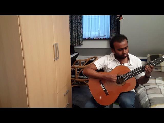David Guetta ft. Justin Bieber -  2U (Guitar Cover)