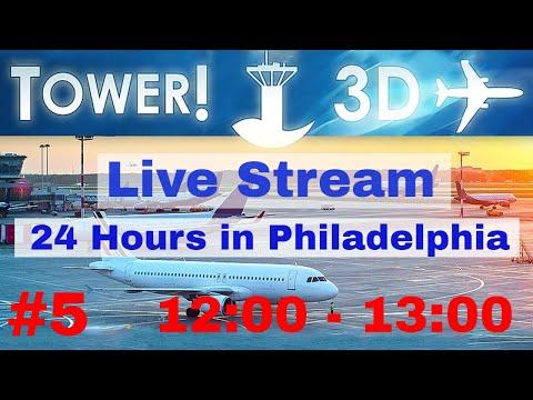 Tower!3D Pro - 24 Hours in Philadelphia #5