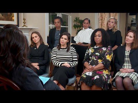 "Oprah Winfrey speaks with ""Time"