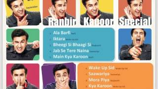 Ranbir Kapoor Birthday Playlist