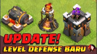Video UPDATE CoC INFERNO, CANON & ARCHER TOWER TERBARU! (+Serangannya) download MP3, 3GP, MP4, WEBM, AVI, FLV Agustus 2017
