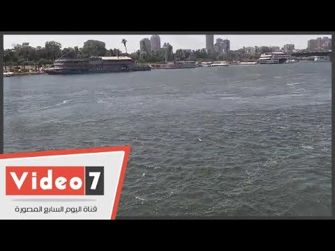 وسط البلد تستعد لإستقبال عيد الفطر ب - المراكب النيلية والسينمات-  - 16:21-2017 / 6 / 24