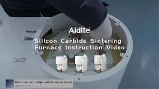 Silicon Carbide Sintering Furnace Instruction Video