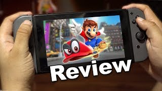 Super Mario Odyssey REVIEW | Nintendo Switch (Video Game Video Review)