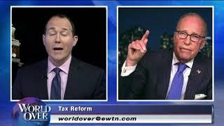 World Over - 2017-10-05 - Trump Tax Plan, Larry Kudlow with Raymond Arroyo