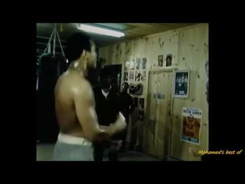 Muhammad Ali training compilation