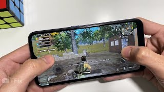 test Game PUBG Mobile on Samsung Galaxy S7 Edge