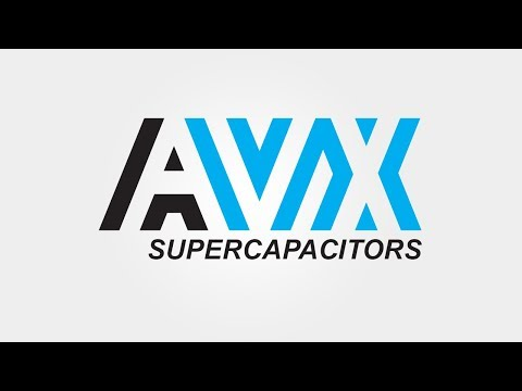 AVX | SuperCapacitors - YouTube