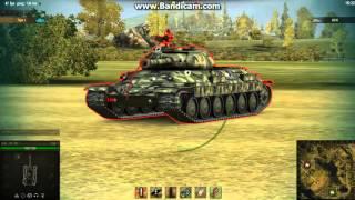 Зоны пробития Танка ИС-6 World Of Tanks ( В HD)