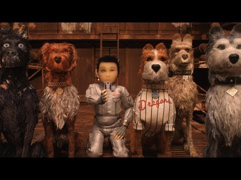 4 NEW Isle of Dogs CLIPS + Full onlines