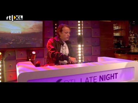 EDX - Missing (ft. Mingue) - RTL LATE NIGHT