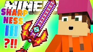 САМЫЙ ОСТРЫЙ МЕЧ?! [Minecraft Team SkyWars Mini-Game]