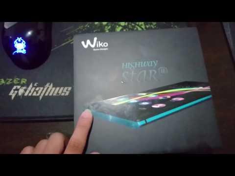 Unboxing Handphone Wiko Highway Star 4G - 60fps