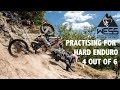 The Hardest Enduro I Have Ever Done - On snow, grass and mud - Episode 4 of 6