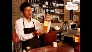 Aguaymanto Sour - Preparación - Huancahuasi