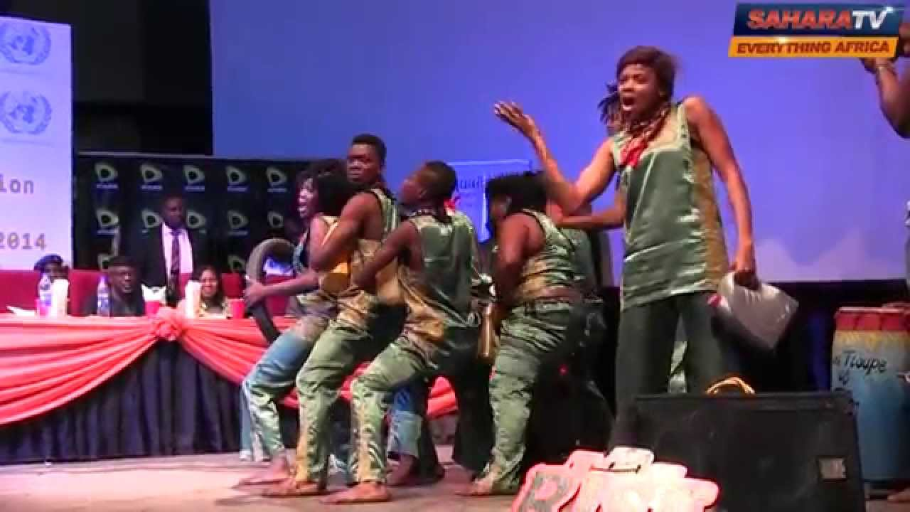 Captivating Dance-Drama Reflecting The Paradox Of Nigeria's Oil By Crown Troupe Of Africa