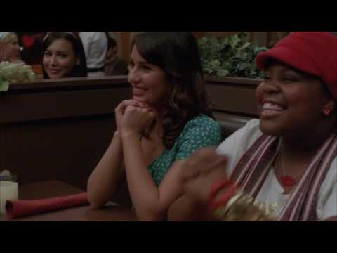 GLEE Full Performance of Silly Love Songs