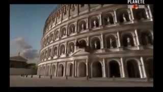 Rome   le forum de trajan, le mur d'hadrien, colysée de vespa, traversée du rhin