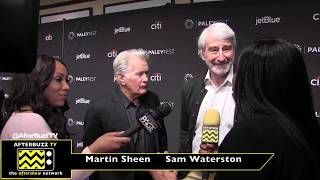 Martin Sheen and Sam Waterston l Grace and Frankie Paleyfest