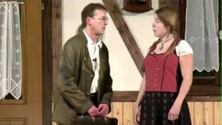 Die Jungfern vom Bründlhof – 1. Akt