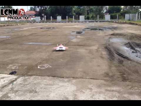Kereen Pesawat Remote Karya Anak Aceh