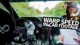 Ken Block's All-GoPro Cossie V2 Raw Onboard Footage: Irish Tarmac Rally Madness, Stage 13: Knockalla