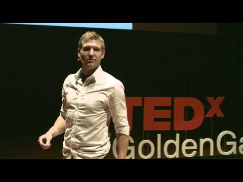 How Coffee Transformed My Life: Brad Butler at TEDxGoldenGatePark (2D)