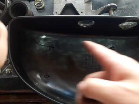 Conserto Do Retrovisor Van Master