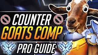 BEST COUNTER FOR GOATS COMP - Overwatch Pro Guide