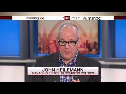 John Heilemann: Bill Clinton's Post-Presidency Has Been Marked by Greed and Carelessness
