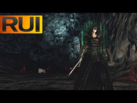 Dark Souls 2 - First run-in with the Fume Knight [Ep. 3]