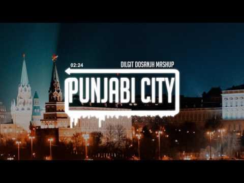 Diljit Dosanjh Nonstop  Mashup [BASS BOOSTED]   Punjabi Mashup   Punjabi Remix Song 2017