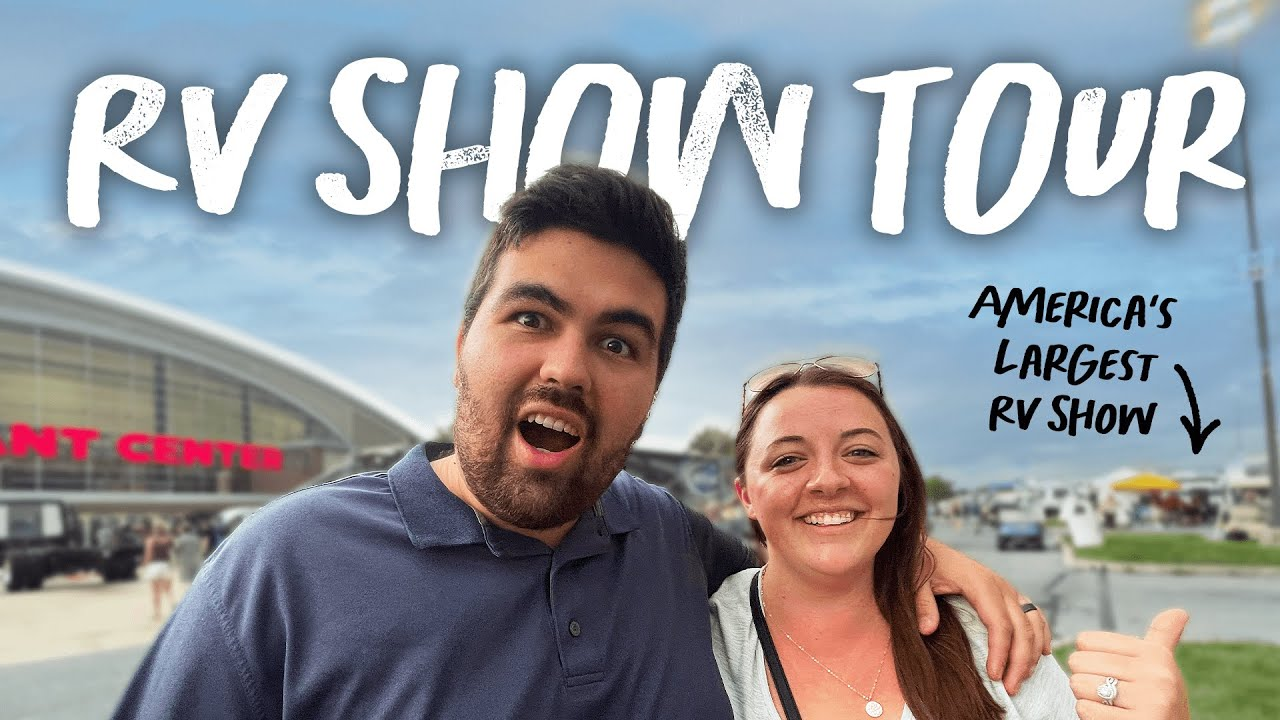 Download 2021 Hershey RV Show FULL TOUR | Motorhomes, Fifth Wheels, Travel Trailers, and more!