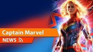 New Captain Marvel Poster Revealed