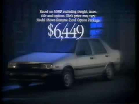 February 1989 - Tax Savings at Indianapolis Hyundai Dealers