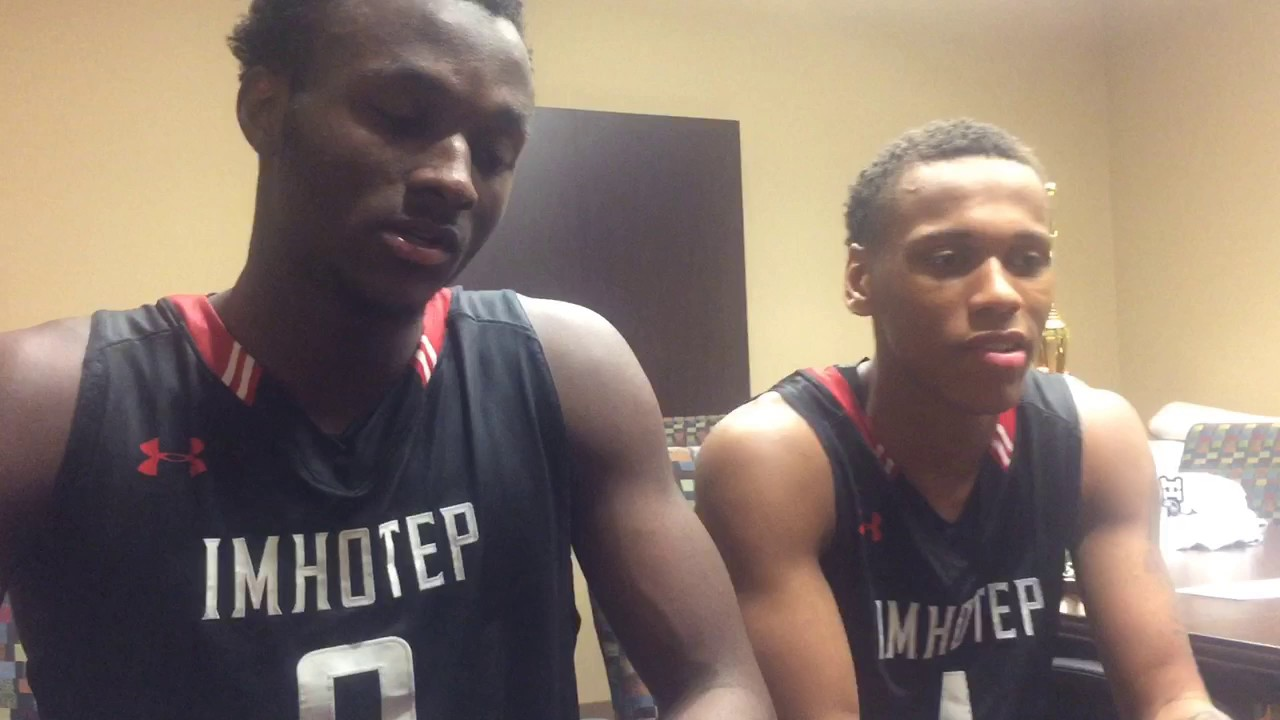 Imhotep Charter starts season strong with 70-53 win over ...