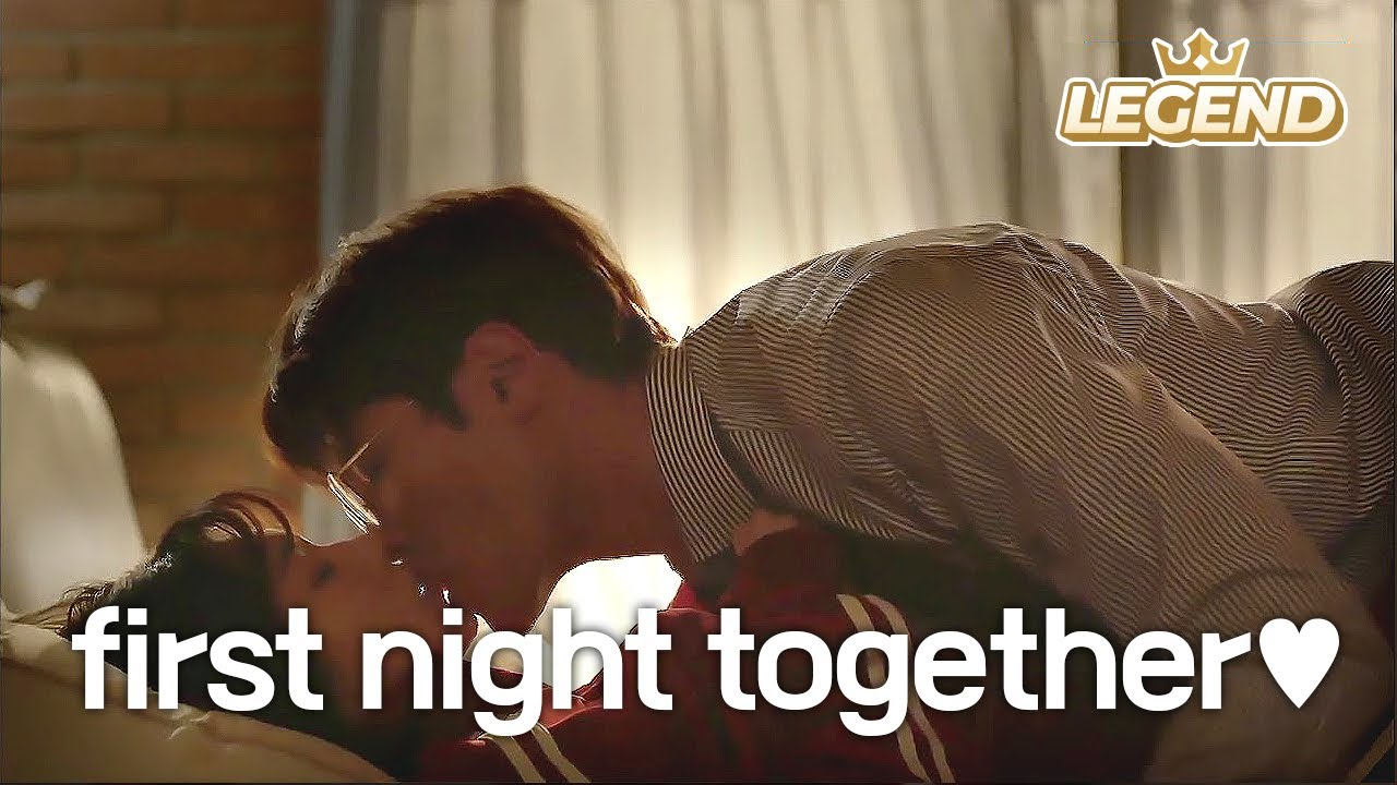 [1Click Scene] ChoiDaniel & BaekJinhee's first night together♥ (BUT   )  (Jugglers Ep 12)