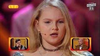 +1 000 - Шутки про блондинок | Рассмеши Комика Дети 2018