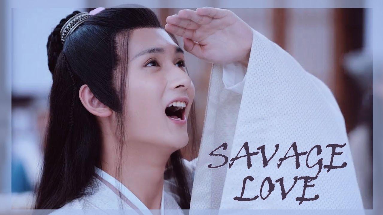 Nie Huaisang - Savage Love (FMV)