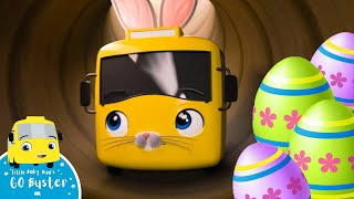 Easter Bunny Buster - Go Buster the Yellow Bus | Nursery Rhymes & Cartoons | LBB Kids