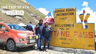 Download Lagu Beauty of Himachal & Rohtang Pass (Manali), INB Trip EP #74 mp3