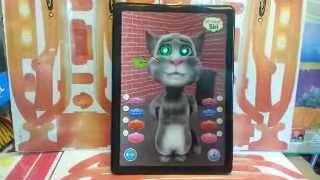 видео Кот Том – интерактивный планшет