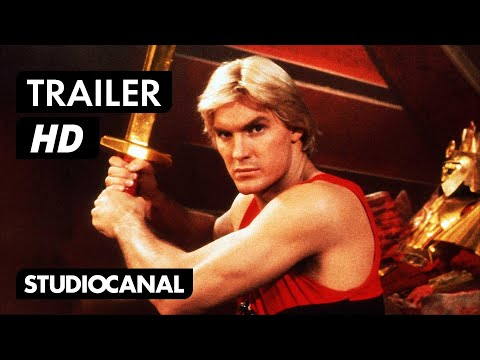 FLASH GORDON 4K REMASTERED Trailer Deutsch | Ab 13. August als DVD, Blu-ray, UHD & Digital!