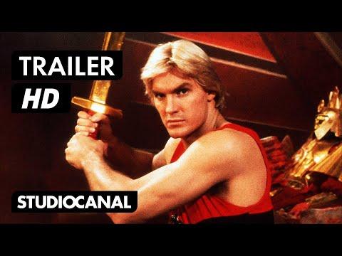 FLASH GORDON 4K RESTAURIERUNG | Trailer Deutsch | Als DVD, Blu-ray, UHD & Digital!