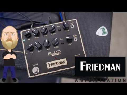 Friedman BE OD Deluxe - Demo